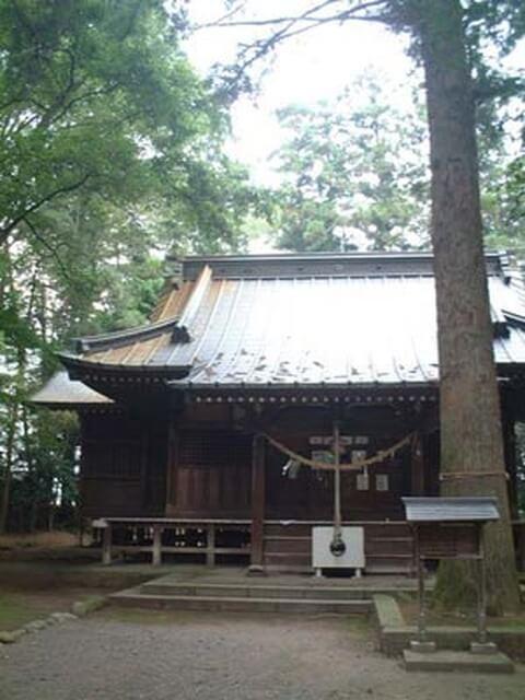 新田荘遺跡 生品神社