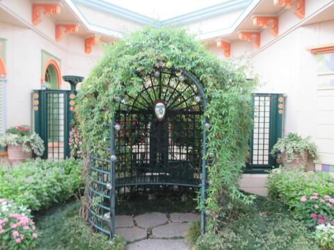 イクスピアリ 庭園