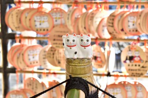 今戸神社-絵馬