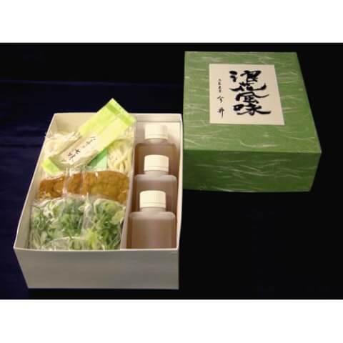 今井うどん3食セット 大阪 お土産