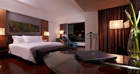 インピアナ KLCCホテル 客室 クラブルーム