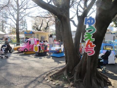 井の頭自然文化園 遊園地