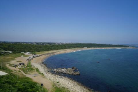 犬吠埼の海