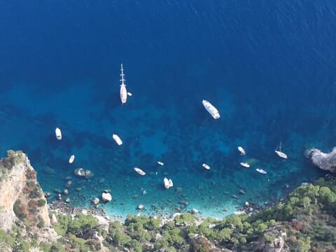 カプリ島 イタリア 絶景