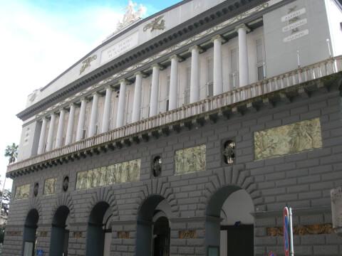 サンカルロ劇場
