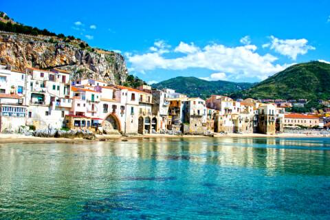 イタリア、パレルモの人気観光地