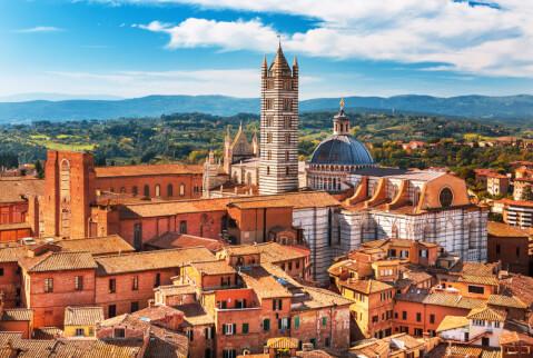イタリアのおすすめ観光地、シエナ