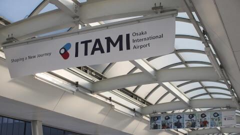 oosaka itami airport