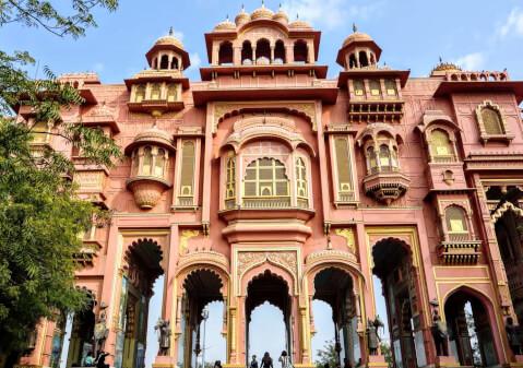 パトリカ門 Patrika Gate ジャイプール