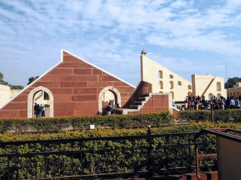 ジャンタル・マンタル Jantar Mantar ジャイプール