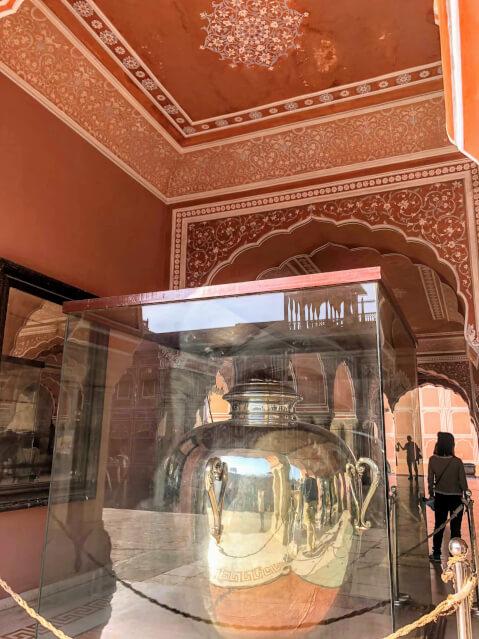 ジャイプール シティ・パレス City Palace