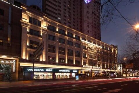 ジンチェンホテル
