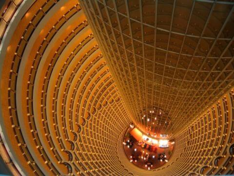 ジンマオタワーホテル