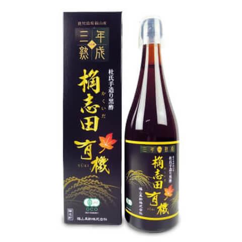 鹿児島のおすすめ土産、人気の黒酢