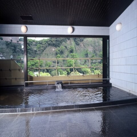 鹿児島の温泉旅館、吹上荘