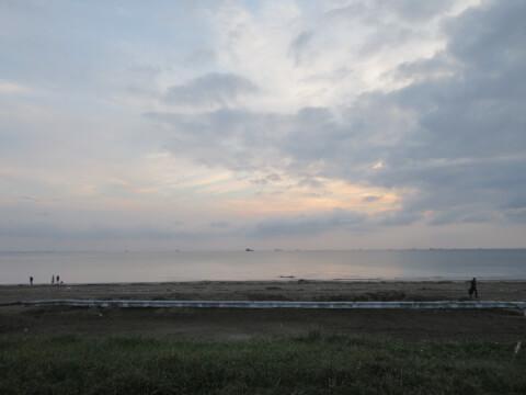 幕張海浜 浜