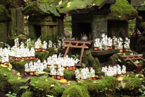 鎌倉の佐助稲荷神社