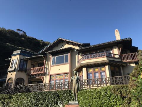 鎌倉文学館 外観