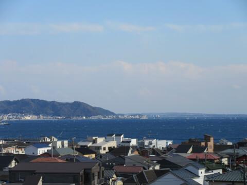 長谷寺 海