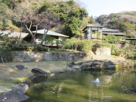放生池 円覚寺