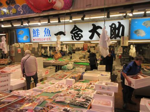 近江町市場 市場
