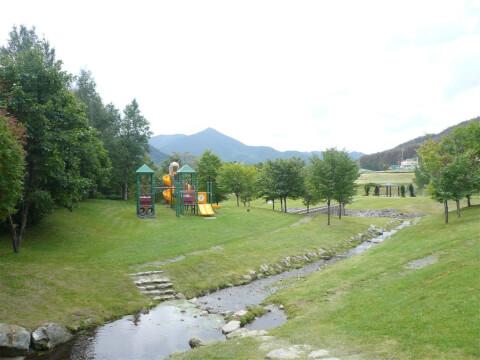 かなやま湖森林公園