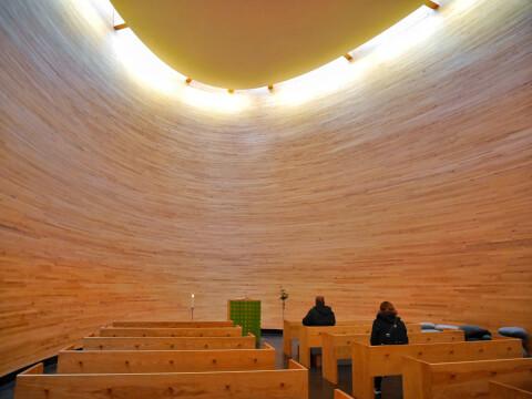 カンピ静寂の礼拝堂