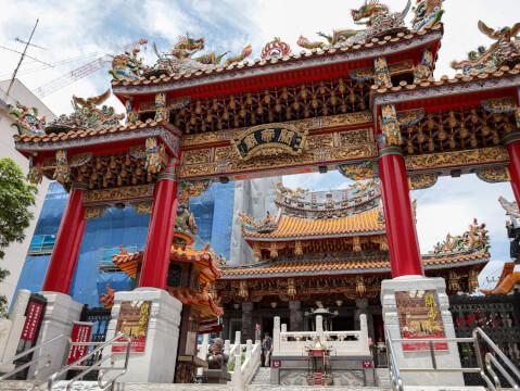 横浜中華街 おすすめ 観光 関帝廟