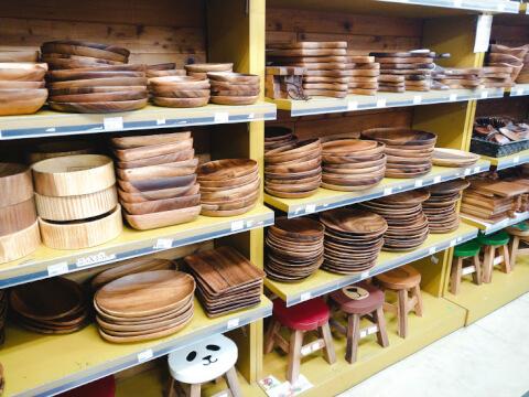 かっぱ橋_風和里-木製食器