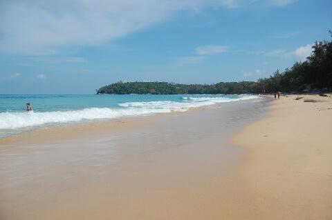 カタビーチ1