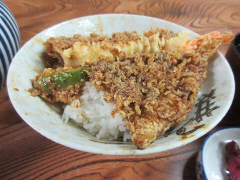 天ぷら 大和家の天丼