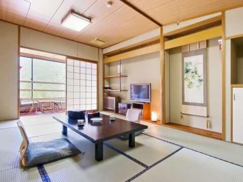 ホテルかずら橋 徳島 温泉