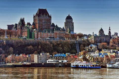 ケベック旧市街