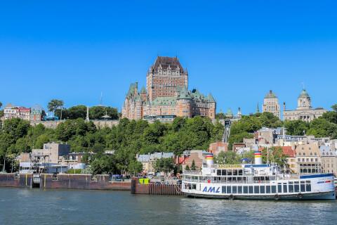 ケベック旧港