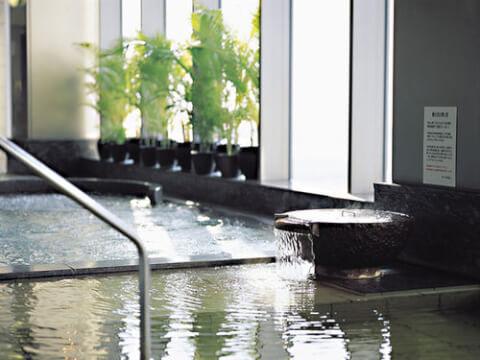 ホテル京阪タワー天然温泉