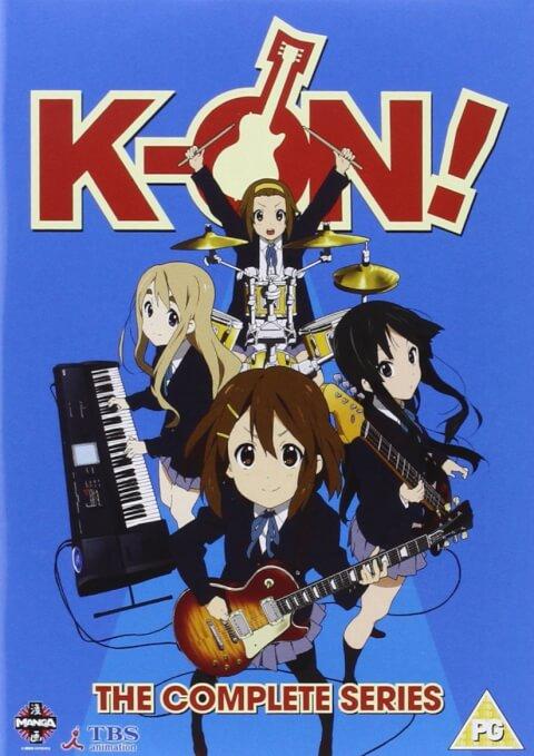 けいおん!一期DVD