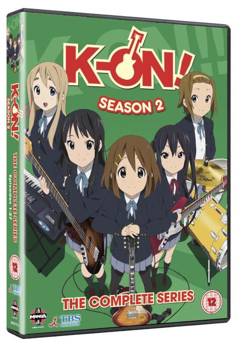 けいおん‼︎二期DVD