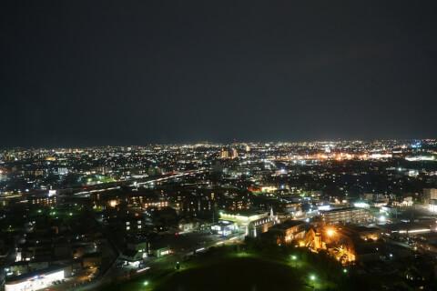 石川県庁舎展望ロビー