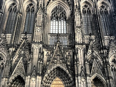 大聖堂外部