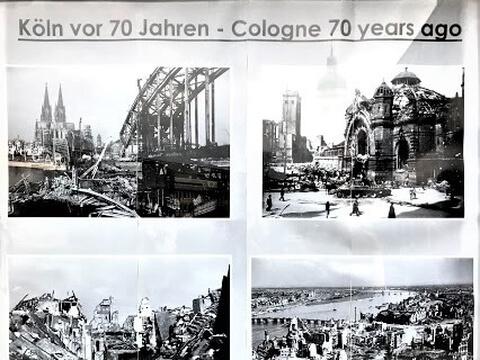 ケルン大聖堂の歴史
