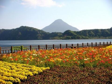 鹿児島観光池田湖