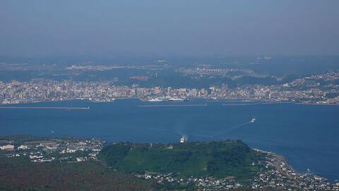 鹿児島市鹿児島港
