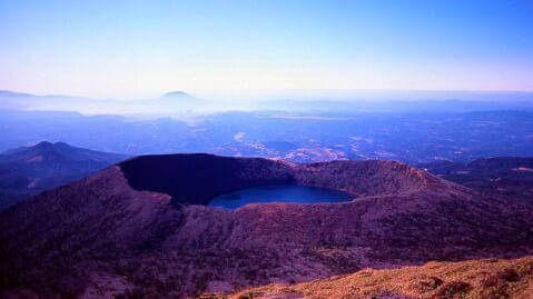 鹿児島観光韓国岳