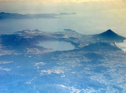 鹿児島観光薩摩半島