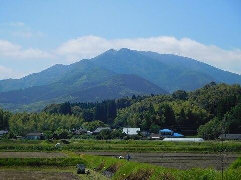 鹿児島観光紫尾山