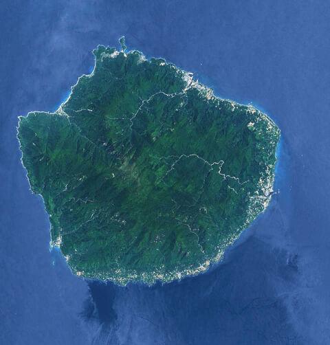 鹿児島観光屋久島