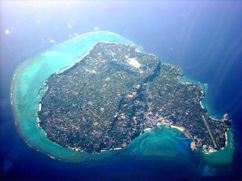 鹿児島観光与論島