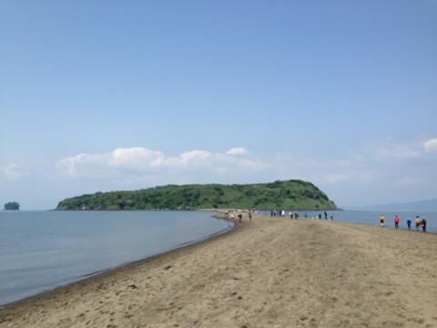 鹿児島観光知林ケ島