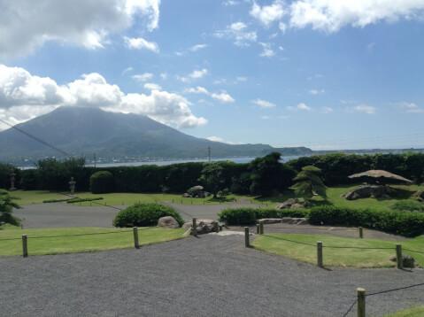鹿児島観光仙巌園