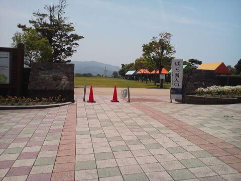 鹿児島観光霧島ヶ丘公園